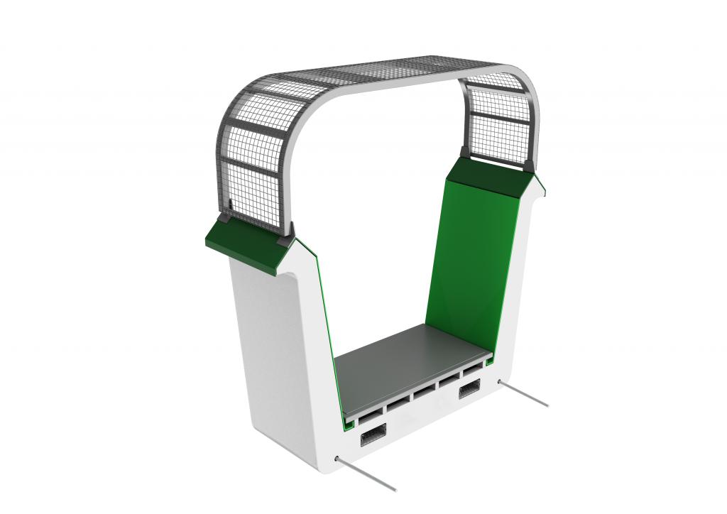 New lightweight, modular bridge design launched