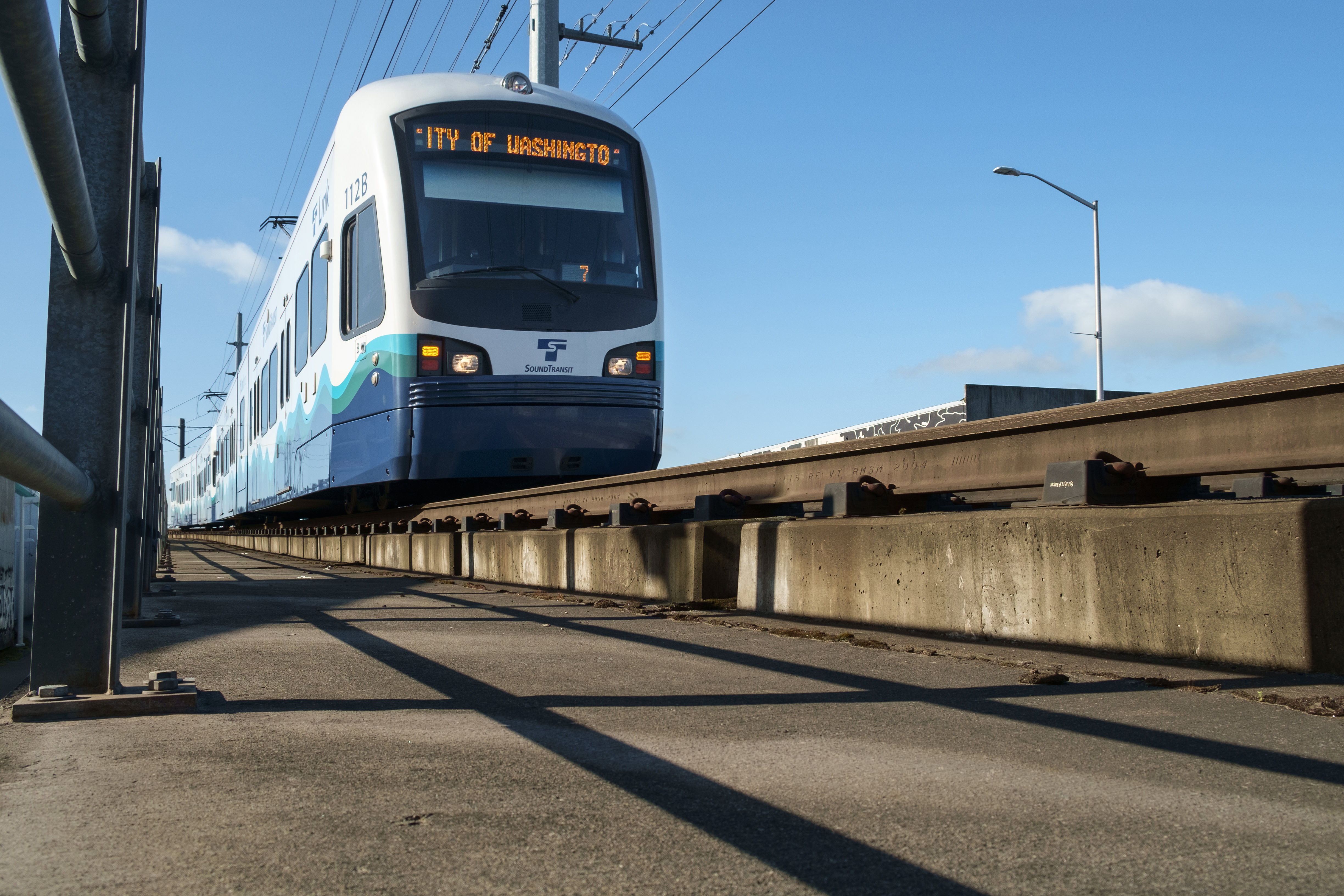 Seattle's Sound Transit to run on 'clean energy' from 2019   Global