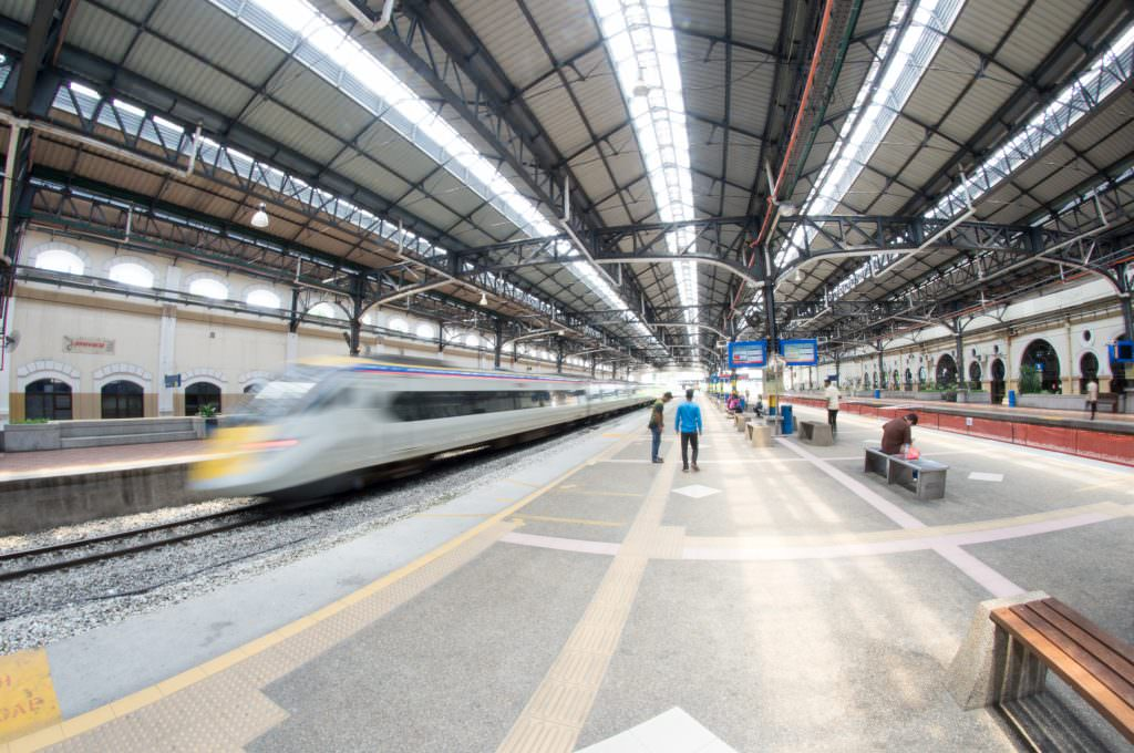 Systra and Meinhardt win consultancy contracts for Kuala Lumpur-Singapore High Speed Rail