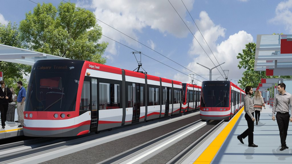 City council approves Calgary Green Line light rail