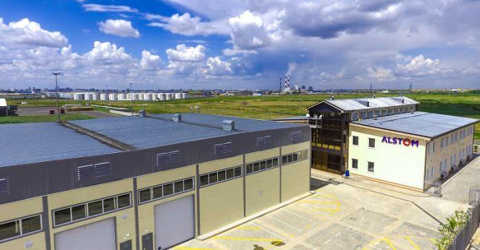 Alstom inaugurates repair-centre in Kazakhstan. Credit: Alstom.