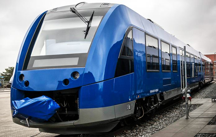 One of the Alstom Coradia Lints. Credit: Alstom.