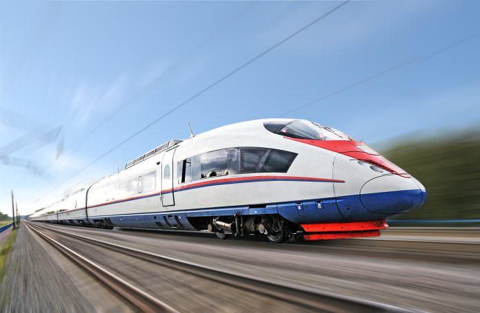 A Russian high-speed train. Credit: Ortodox/Shutterstock.