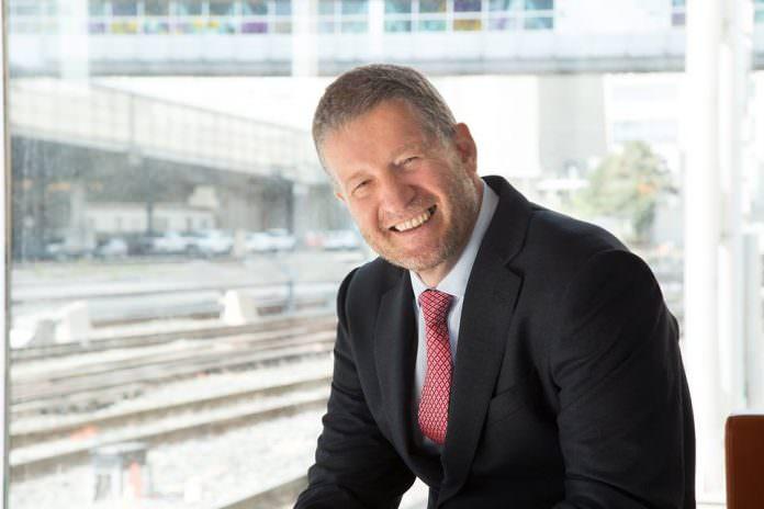 Former ScotRail Alliance managing director Phil Verster. Credit: Metrolinx.