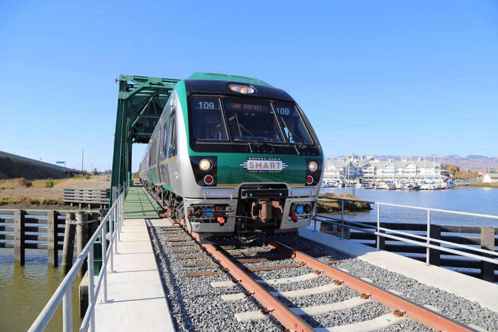 Credit: Sonoma–Marin Area Rail Transit.