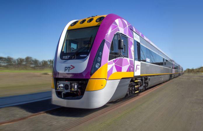 A VLocity DMU. Credit: Bombardier.