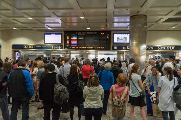 Pennsylvania station. Credit: BravoKiloVideo/Shutterstock.
