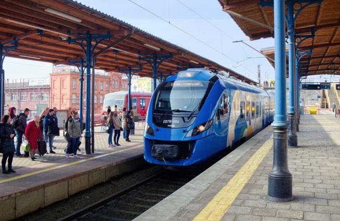 Szczecin main station. Credit: Glock/Shutterstock.