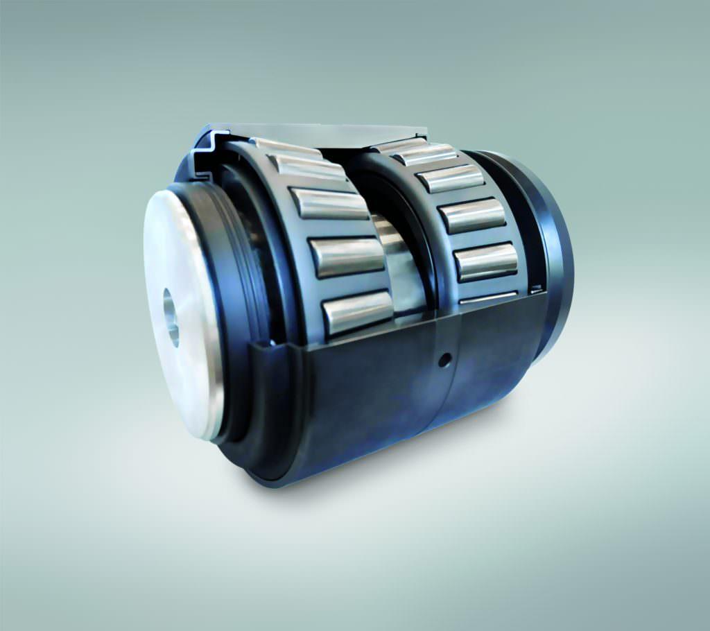 NSK´s wheelset bearings for TGV trains. Credit: NSK.