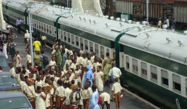 Credit: Nigerian Railways.