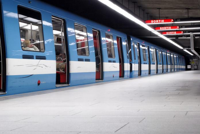 A stock photo of Montreal's metro. Credit: Chris Howey/Shutterstock.
