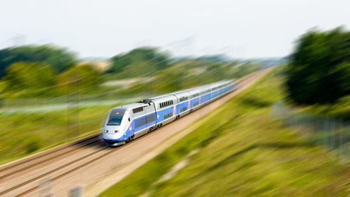 An SNCF TGV Duplex. Credit: Olrat/Shutterstock.