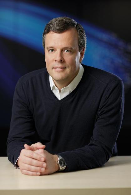 GE Transportation's new CEO Rafael Santana. Credit: GE Transportation.