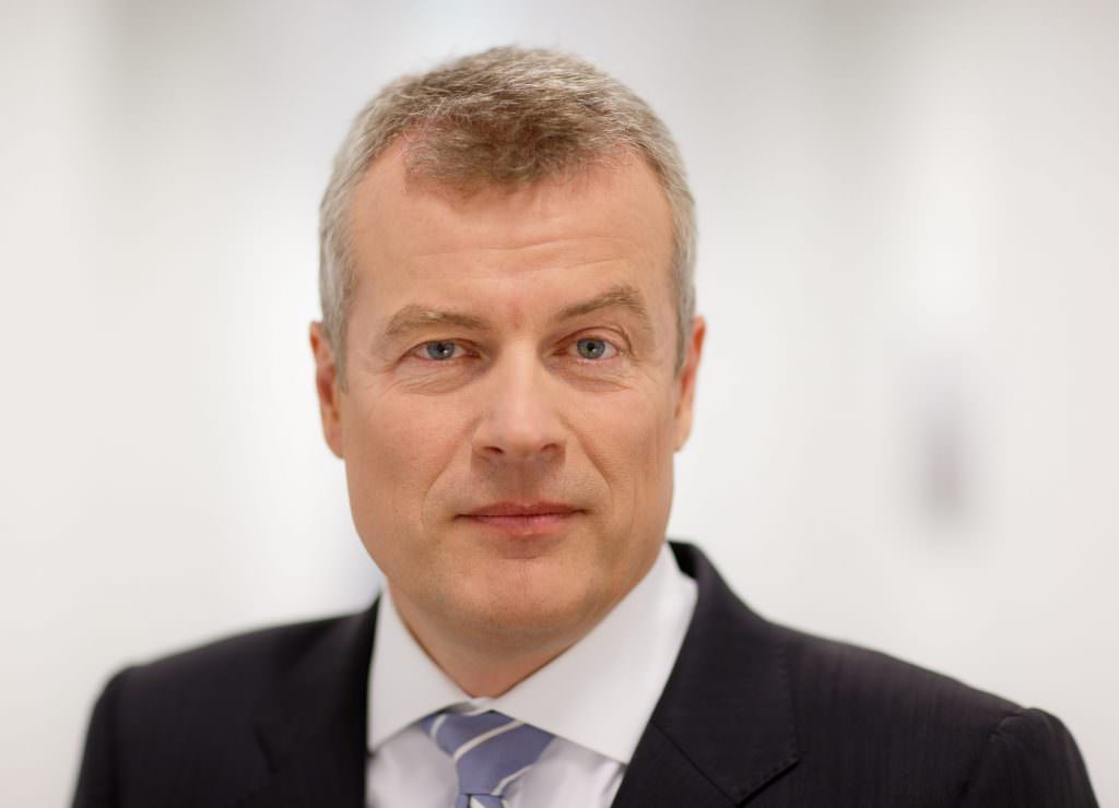 Newly appointed Siemens Alstom integration managerJochen Eickholt. Credit: Siemens.