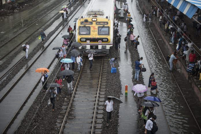 A stock photo of a railway station in Mumbai. Credit: Bodom/Shutterstock.