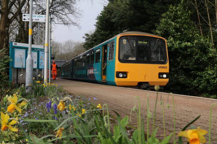Credit: Arriva Trains Wales.