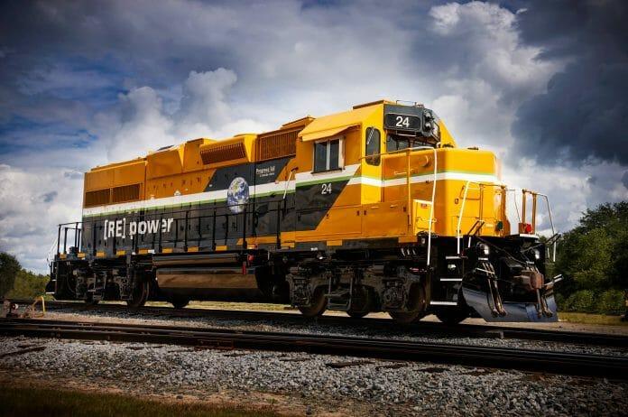 Photo: Progress Rail.