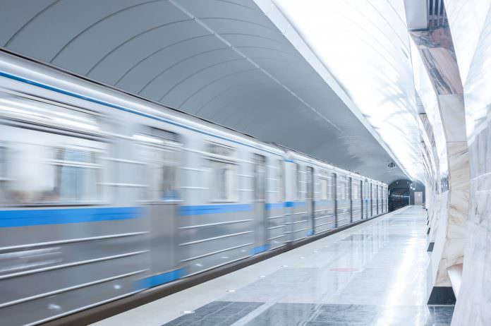 A stock photo of the Moscow metro.Credit: Lipskiy/Shutterstock.
