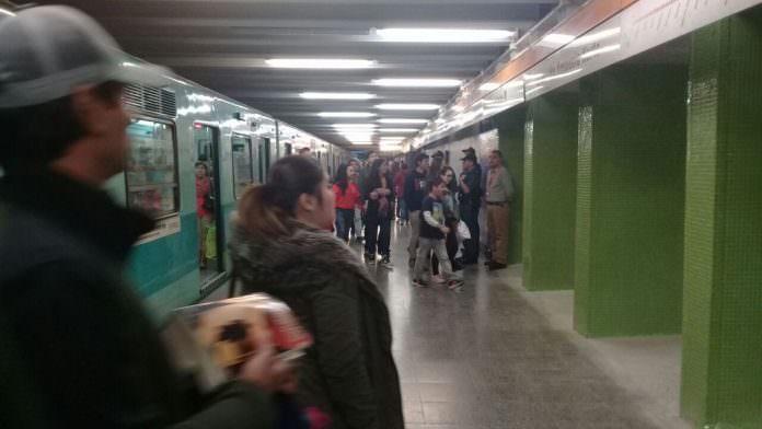 Credit: Metro de Santiago.