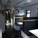 Staff area of the base vehicle. Photo: Harsco.