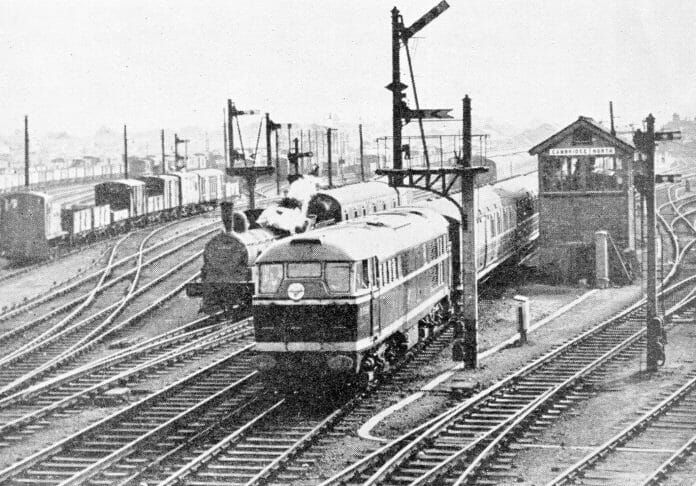 The old Varsity line. Photo: ukrailpix.co.uk.