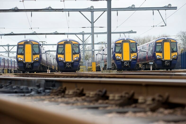 Abellio, JR East and Mitsui have also be shortlisted to run the South Eastern franchise. Photo: Southeastern.