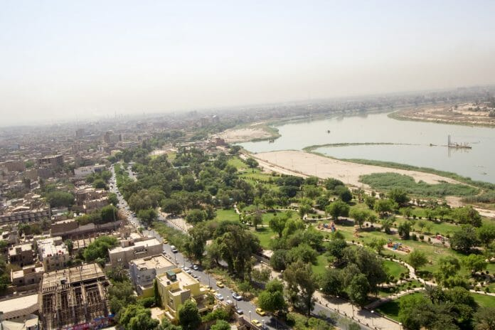 A stock photo of Baghdad. Photo: Rasoulali / Shutterstock.com.