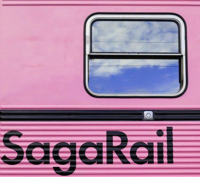 Photo: Saga Rail.