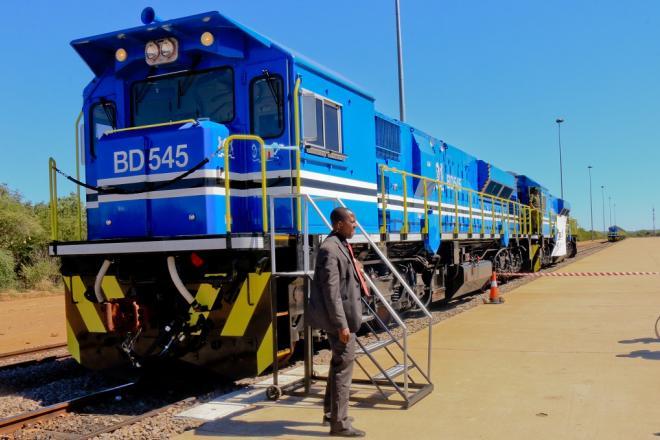 Photo: Botswana Railways.