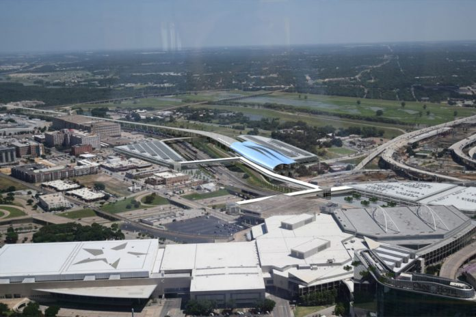 Photo: Texas Central.