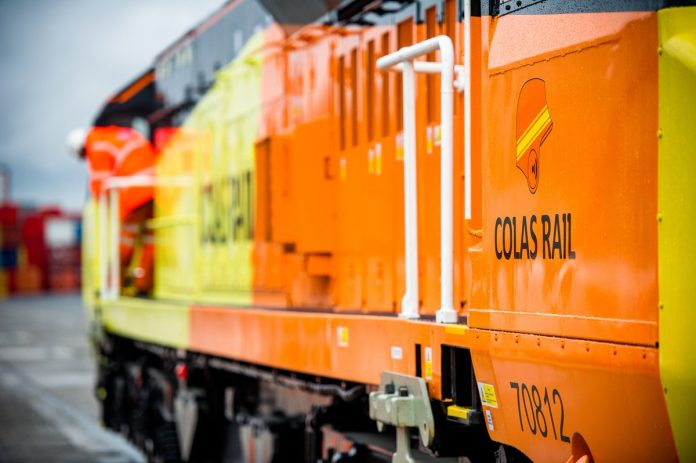 Photo: Colas Rail.