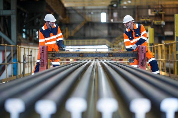 Photo: British Steel.