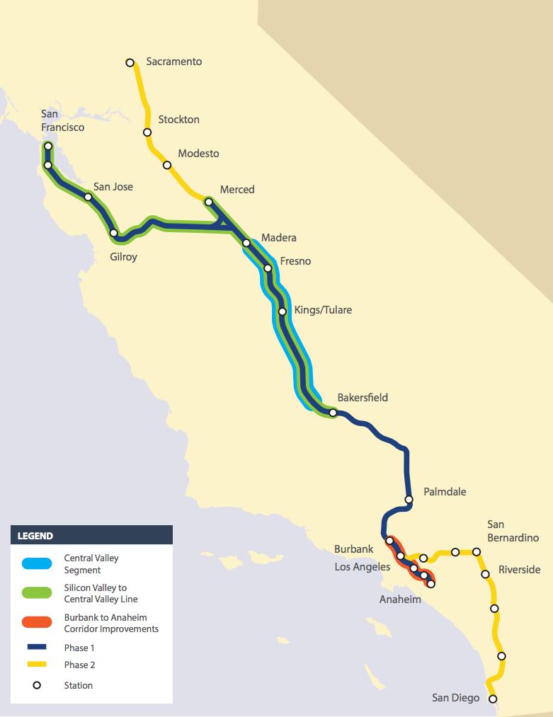 Photo: California High-Speed Rail Authority.