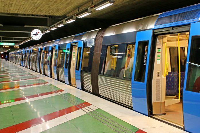 The Stockholm Metro. Photo: Gella.