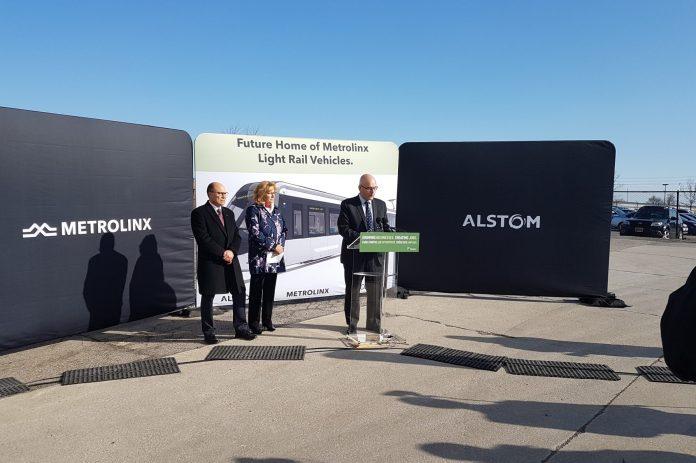 Photo: Alstom.