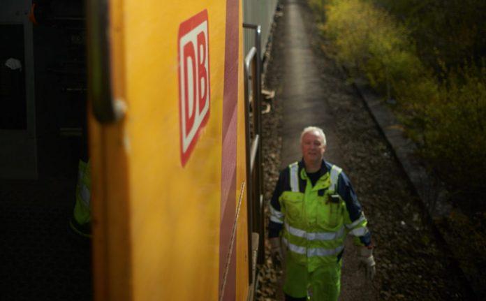 Photo: DB Cargo.