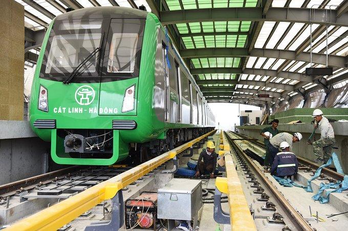 Photo: Hanoi Metro.