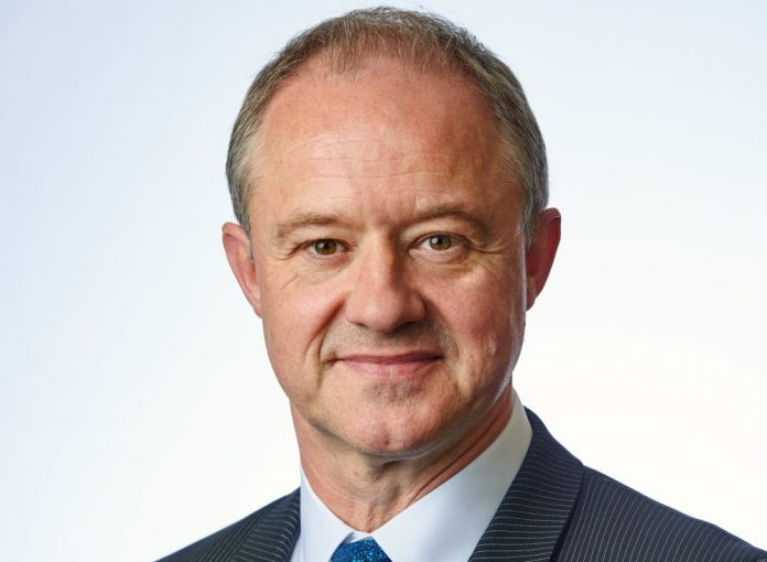 Andrew Haines, the current CEO of the Civil Aviation Authority. Photo: Network Rail.