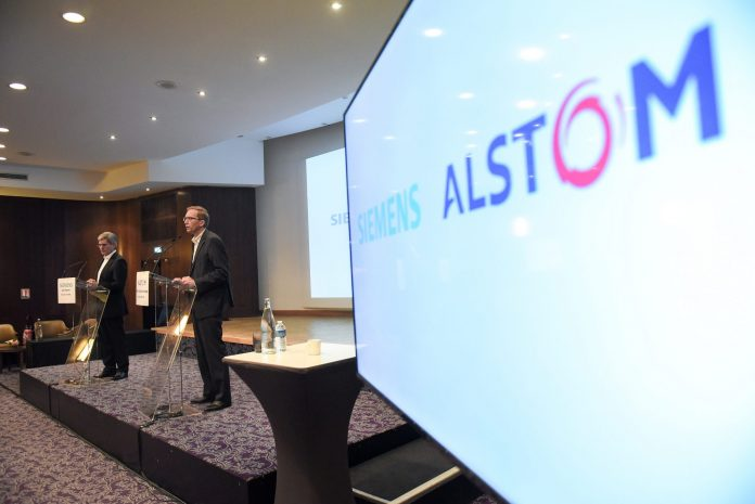 Siemens and Alstom signed a memorandum of understanding in September 2017 to combine Siemens' mobility division with Alstom's transport business. Photo: Siemens.
