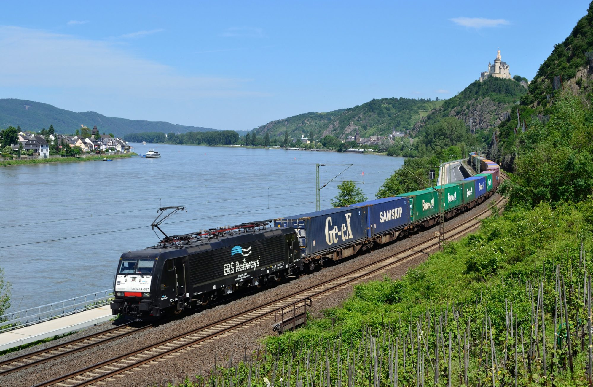 Hupac to buy ERS Railway from Genesee & Wyoming | Global Rail News