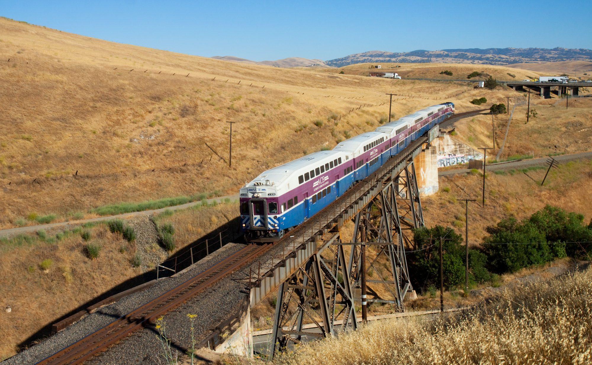 The Altamont Corridor Express. Photo: Kabelleger / David Gubler.