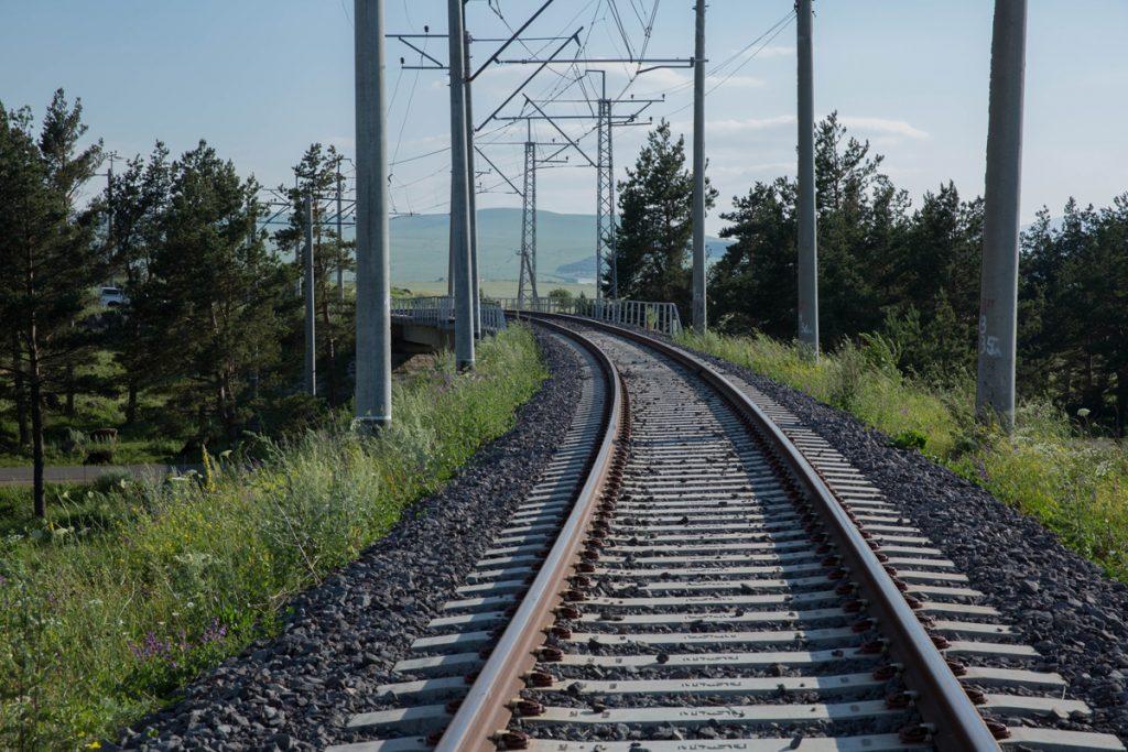 The Baku-Tbilisi-Kars railway. Photo: ADY Express.