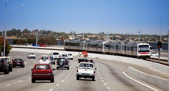 A stock photo of an A-series train. Photo: LockieCurrie.