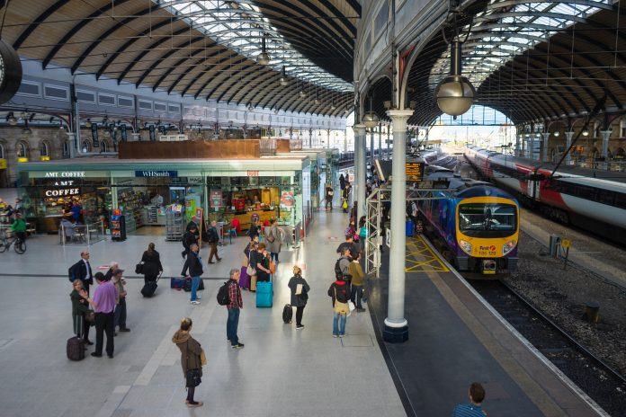 Newcastle Central station. Photo: DavidGraham86/iStock.