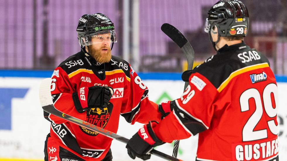 Att ersätta Linus Klasen kräver en speciell lösning för Luleå