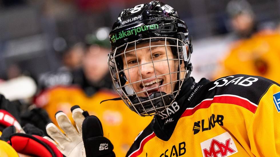 Uppgifter: Luleå tappar ene stortalangen till NHL – den andra stannar