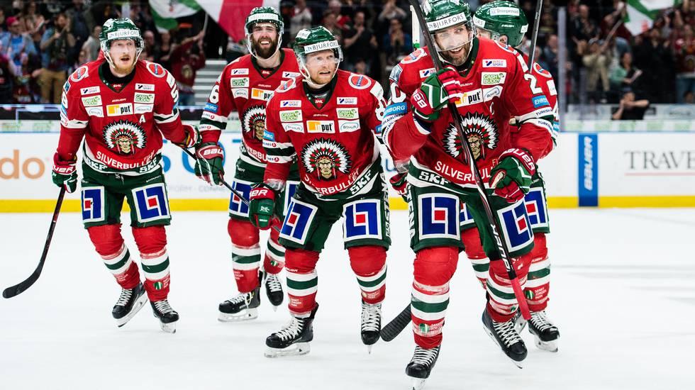 Europeiska rankingen släppt – Frölunda bäst i Sverige