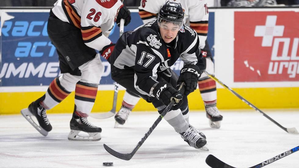 NHL-meriterade forwarden om uppbrottet i Tyskland och flytten till Väsby