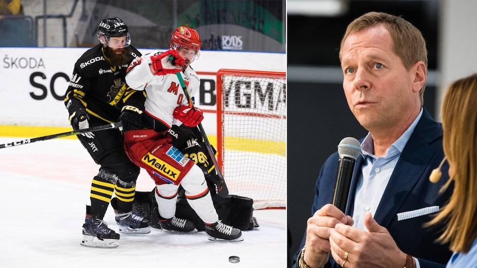 Tronskifte i Hockeyallsvenskan – han blir ny ordförande i ligan