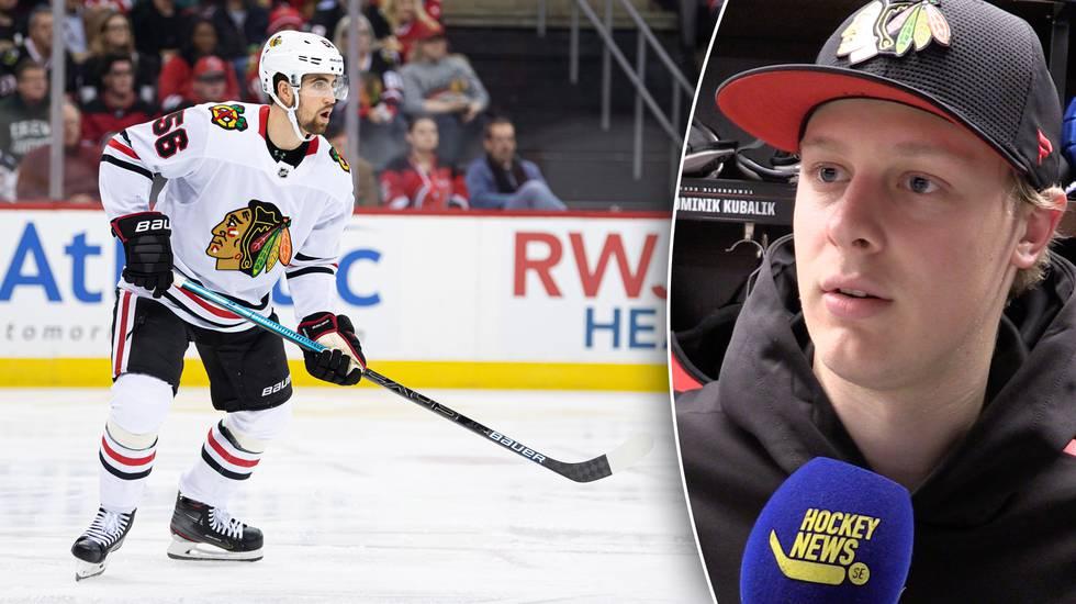 """Gustafsson fick kasta in handduken: """"Allt kan hända inom hockeyn"""""""